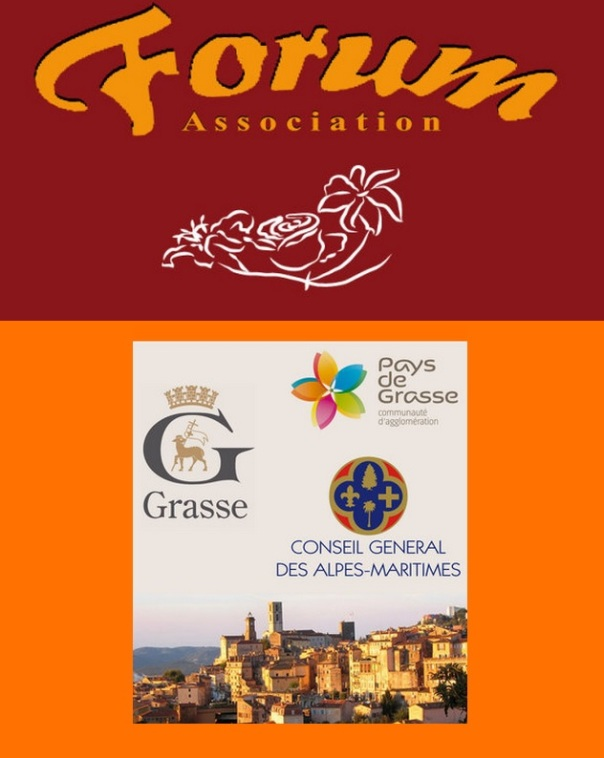 Forum des Associations Grasse logo