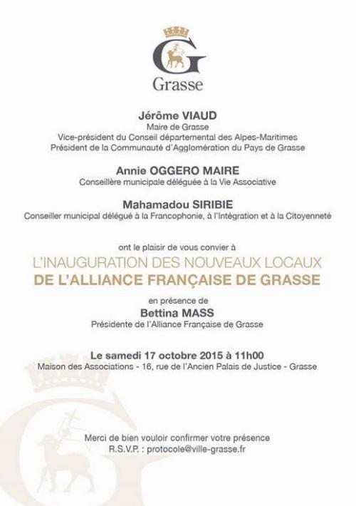 Alliance Française Grasse